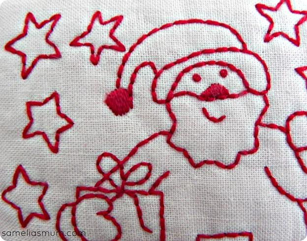 Santa Stitchery