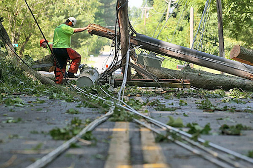 More Than 1 Million In US Still Without Power 5 Days After Storm