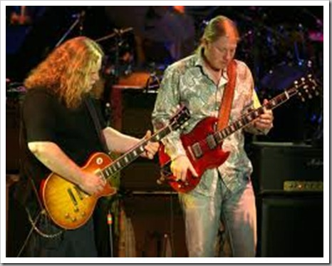 Derek Trucks and Warren Haynes 006