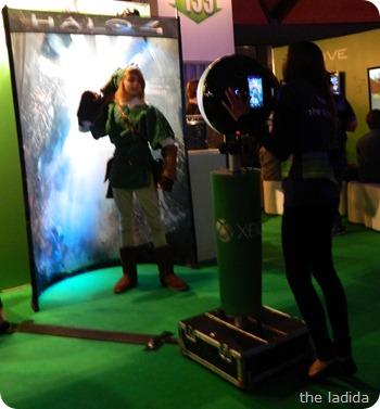 EB Games Expo 2012 - Halo 4