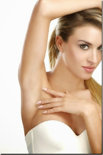 Armpit Laser Hair Removal