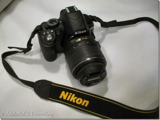 my new camera nikon d3100