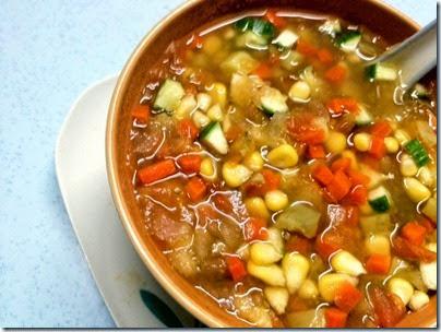 Eighteen Spice 十八鮮 Veggie Soup 蔬菜湯