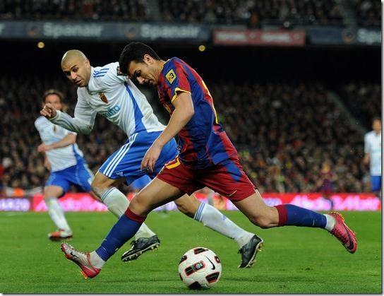 Carlos Diogo vs Barcelona