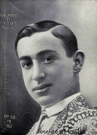 1913-06-9 Joselito Portada Palmas y pitos