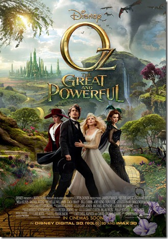 The Great and Powerful (2013) ออซ มหัศจรรย์พ่อมดผู้ยิ่งใหญ่-2