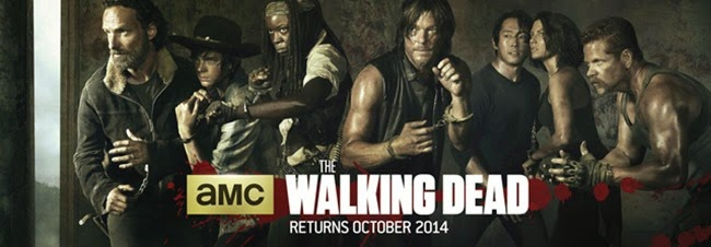 Nuevo tráiler oficial de The Walking Dead