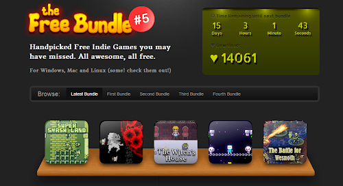 The Free Bundle 5