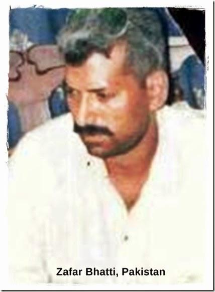 Zafar Bhatti - Pakistan