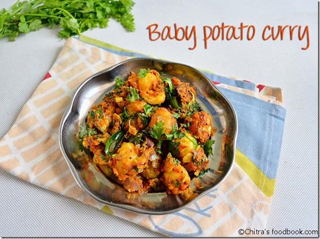 baby potato curry-002
