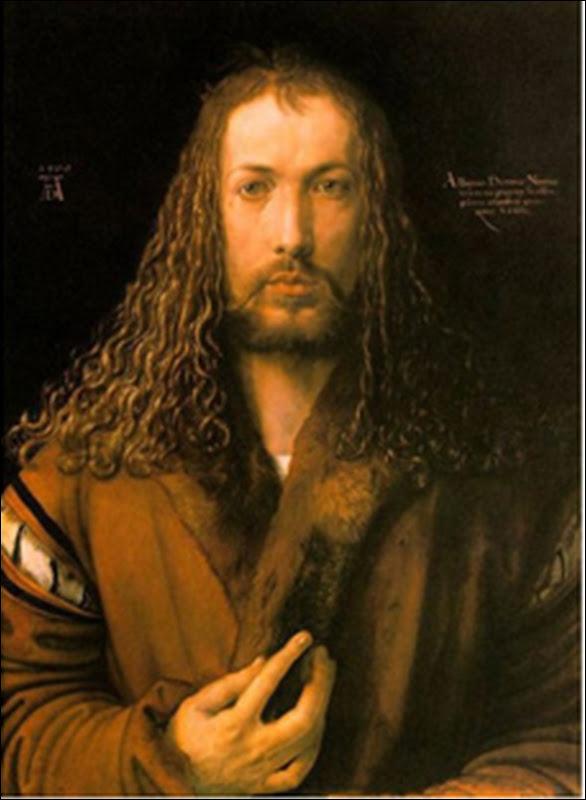 Dürer, Autoportrait
