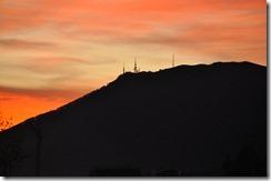 Atardecer en Jaizkibel, 22 de diciembre de 2012,    -   18