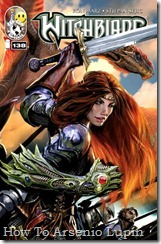 P00017 - Witchblade #138
