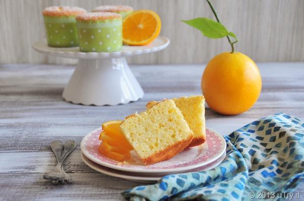 Orange Chiffon Cupcakes (香橙雪芳蛋糕)  http://uTry.it