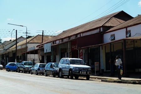 Town of Livingstone.