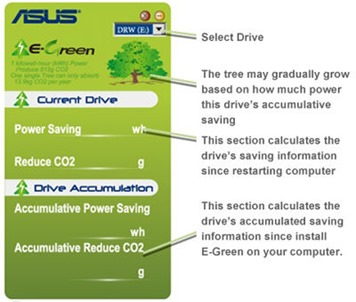 ASUS E-Green Download