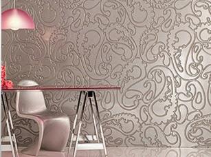 Papel decorativo e adesivo para parede