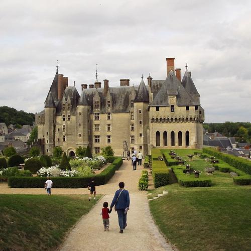 Langeais chateau