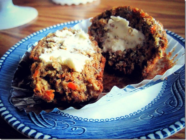 carrot muffin 13