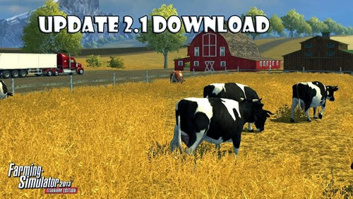 Farming simulator 2013 - Update 2.1 Download