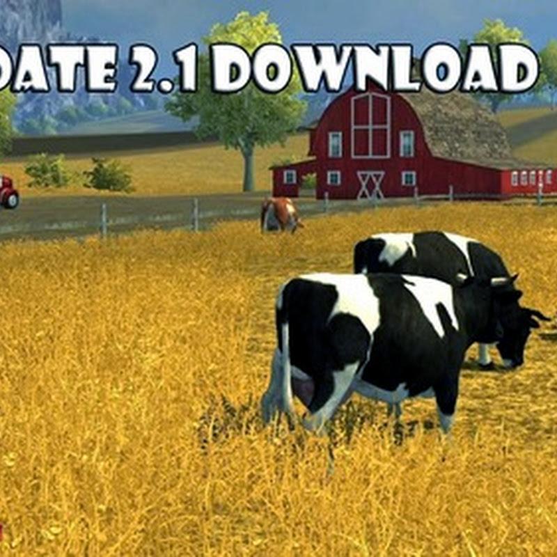 Farming simulator 2013 - Update 2.1 Download