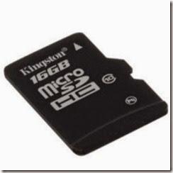 Amazon: Buy Kingston Micro SDHC I Class 10 8GB Rs.295, 16GB Rs.401 32GB Rs.820 & 64GB Rs.2199