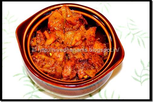 Spiced Pear Chutney - IMG_3187