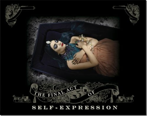 Illamasqua self expression