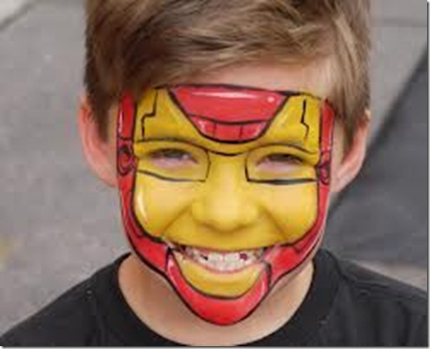 maquillaje de iron man (7)
