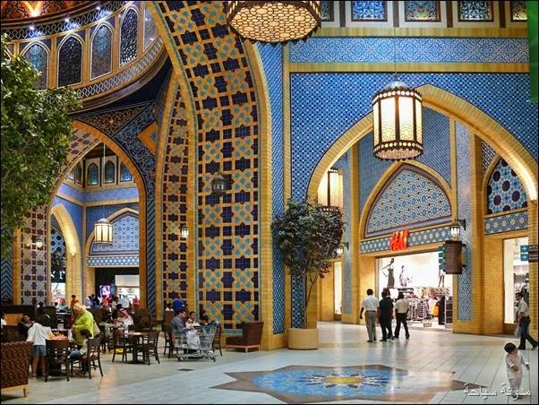 مول ابن بطوطة مولات ومجمعات دبي التجارية