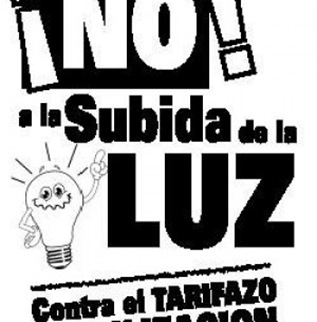 Subida de la luz
