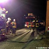 Schoorsteenbrand H. Hindersstraat Oude Pekela