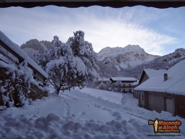 Alpes Franceses La Chevrerie Bellevaux Haute Savoie  1
