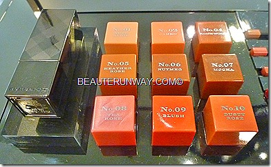 Burberry Lipstick Lip Cover
