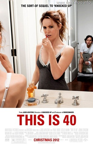 This Is 40 (2012) DVDSCR XViD