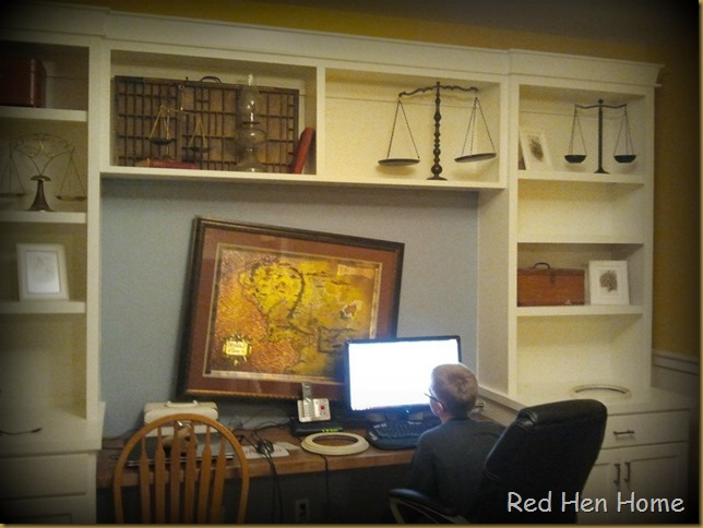 Red Hen Home office 1