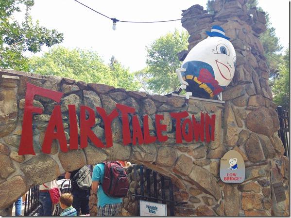 Fairytale Town - Sacramento