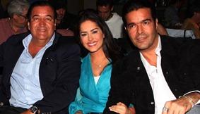 """Elenco de telenovela """"Que bonito amor"""" ven juntos primer capitulo"""