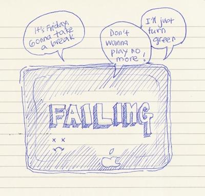 Mac failing