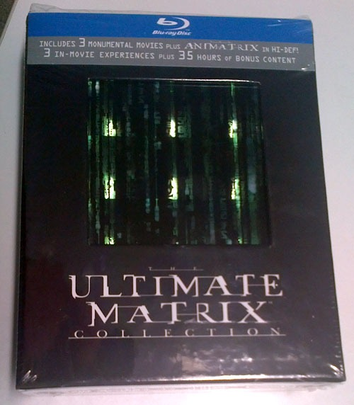 matrix bd box