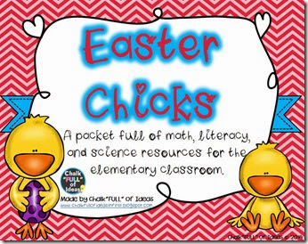 Easter Chicks Packet