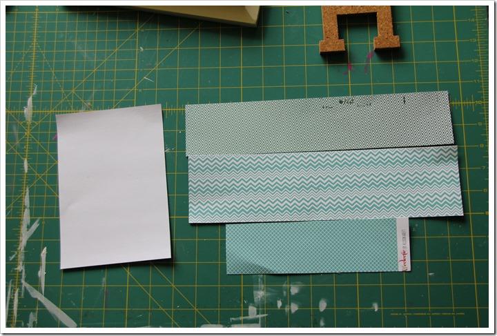 Monogram Letter Frames 10