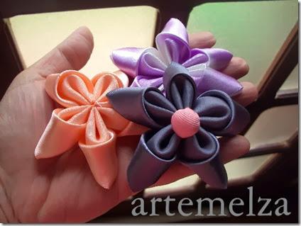 Шить - двойной цветок-036