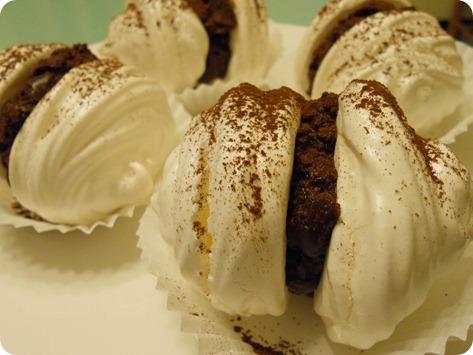 meringhe con crema ganache (4)