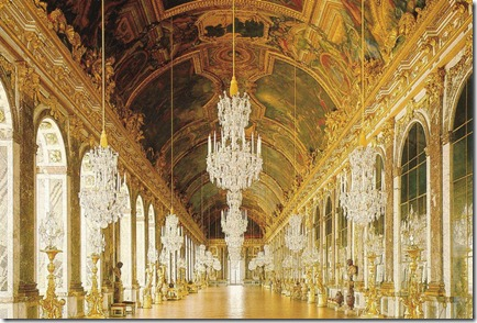 Versailles, Hall of Mirrors