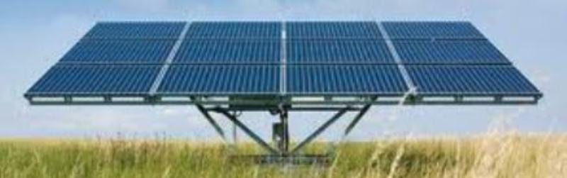 Solceller der følger solen producere tæt på dobbelt så meget som fastmonteret.