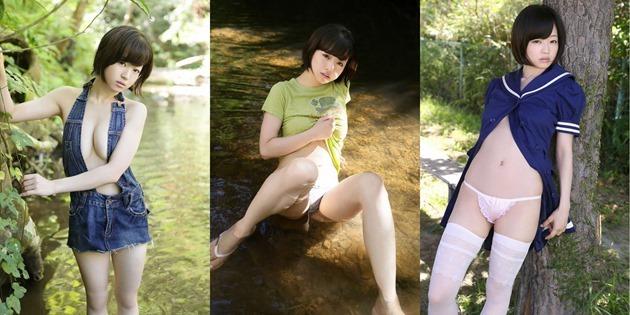 Kyan_Chiaki_gravure_idol_gallery