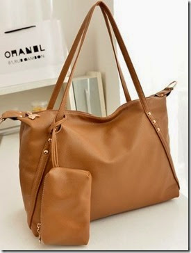 OB 3071 Brown (187.000) - PU Leather, 31 x 40