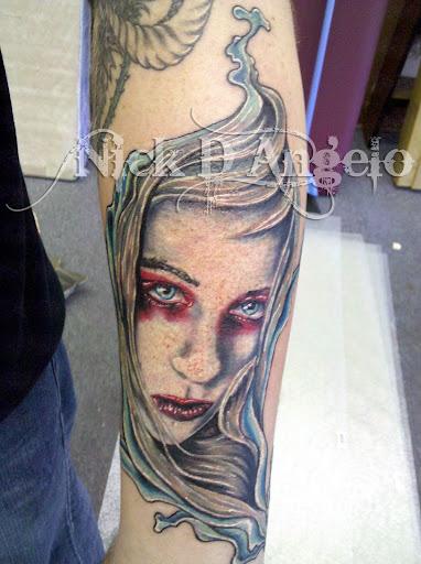 Kat Von D of Miami Ink @ Kings