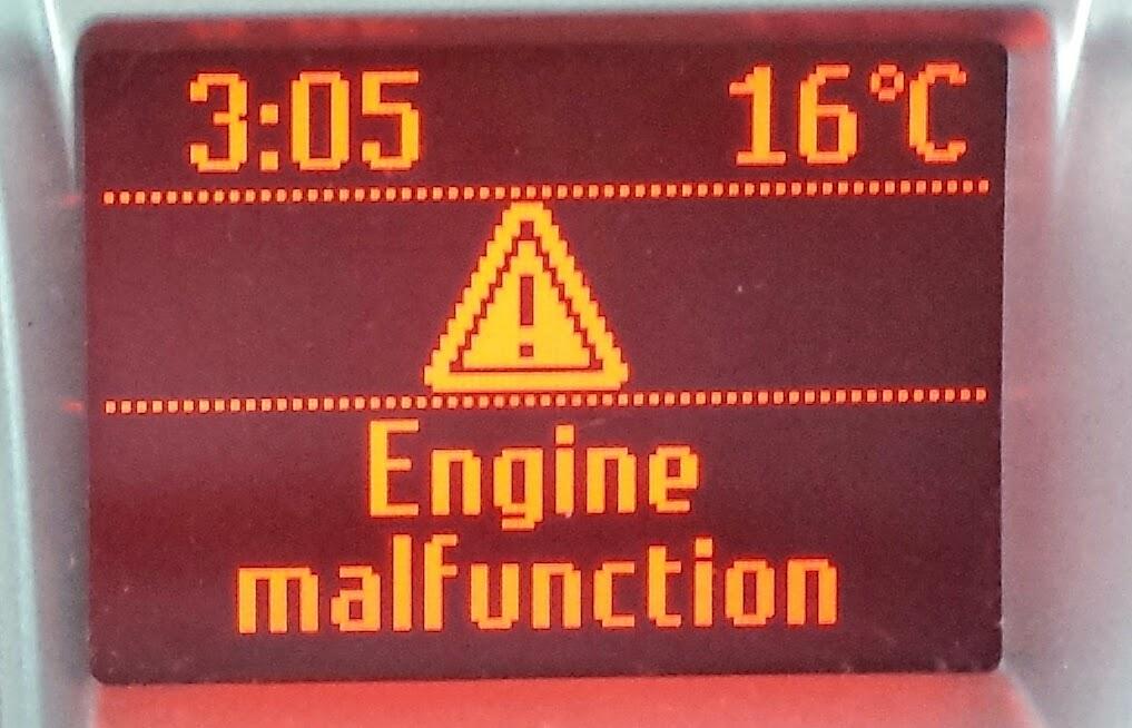 Image Result For Ford Kuga Engine Malfunction